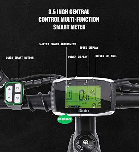 E-MTB XXCY 1000W Mountain Ebike des E-Mountainbike Bild 5*