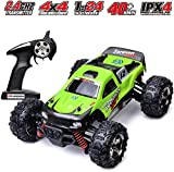 Remote Control Car, 2.4 GHZ High Speed Racing Car with 2 Rechargeable Lithium