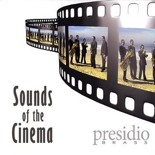 presidio brass sounds of the cinema