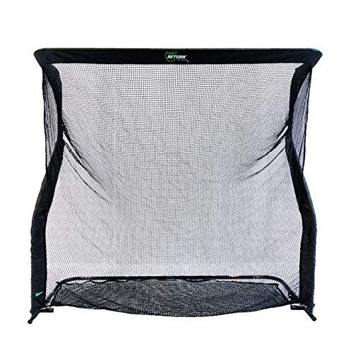 The Net Return Pro Series V2 Multi-Sport Golf Net