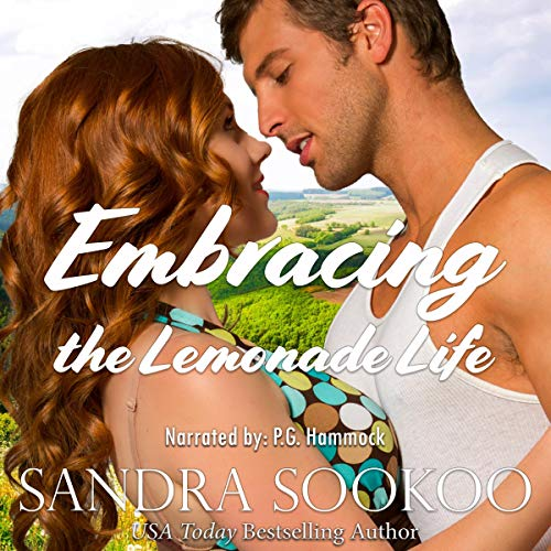 Embracing the Lemonade Life Audiobook By Sandra Sookoo cover art