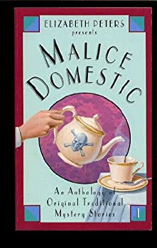 Mass Market Paperback Malice Domestic: An Anthology of Original Traditional Mystery Stories Book