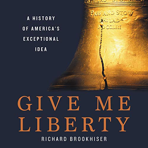 Give Me Liberty  By  cover art