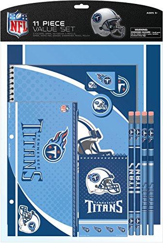 National Design NFL 11-Piece Stationery Set (11056-QUK)
