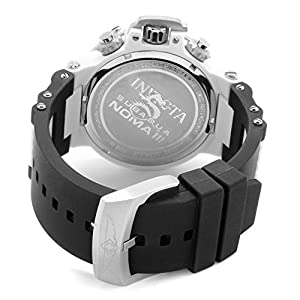 Invicta Men's Subaqua Noma III Chronograph Quartz Watch, White (Model: 0924)