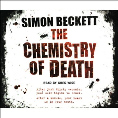 The Chemistry of Death audiobook cover art