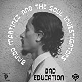 Bad Education B/W Instrumental (Vinyl)