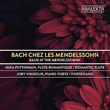 Bach at the Mendelssohns'