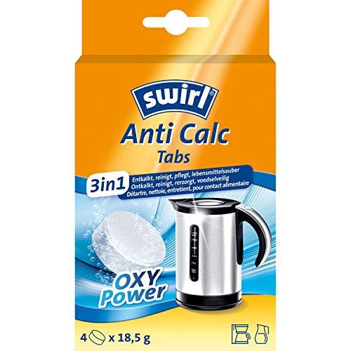 Anti Calc Tabs 4x 18,5g
