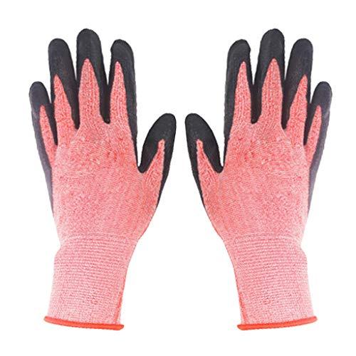 CUTICATE Strauchpflegehandschuh Gartenhandschuhe für Arbeiten mit dornigen Sträuchern/Pflanzen