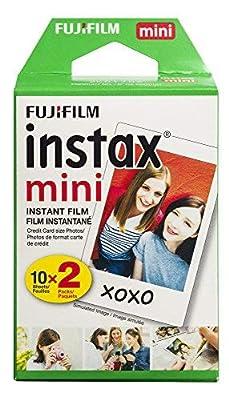 Fujifilm Instax Mini Instant Film Pack from FUJIFILM