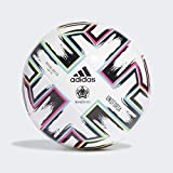 adidas UNIFO LGE J350 Ballons Match Football Boys, White/Black/Signal Green/Bright Cyan, 5