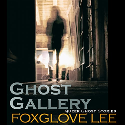 Ghost Gallery audiobook cover art