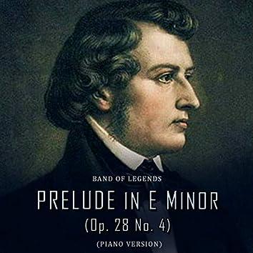 Prelude in E Minor (Op. 28 No. 4) (Piano Version)
