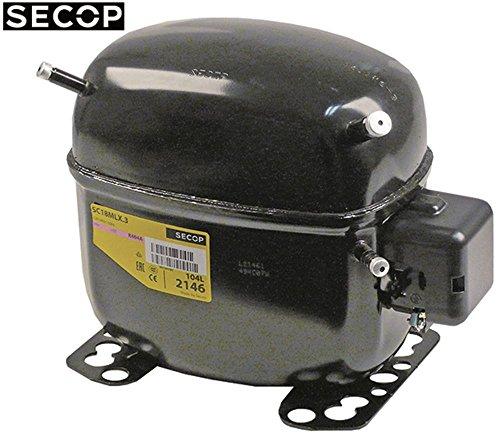 hmbp Compressore sc18mlx.3refrigerante R404A/R507220–240V 50Hz 14kg 1Hp Cilindrata 17,68cm³ CSR
