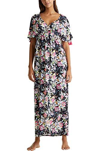 ESPRIT Maxi-Kleid mit Blumen-Print