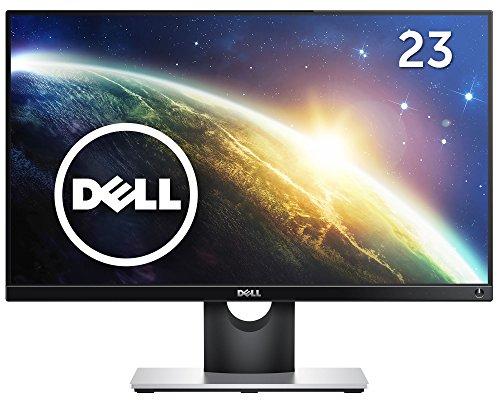 『Dell ディスプレイ モニター S2316H 23インチ/フルHD/IPS光沢/6ms/VGA,HDMI/スピーカ内蔵/フレームレス/3年間保証』の1枚目の画像
