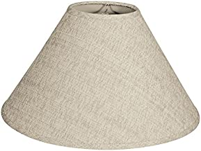 Best cream coolie lamp shades Reviews