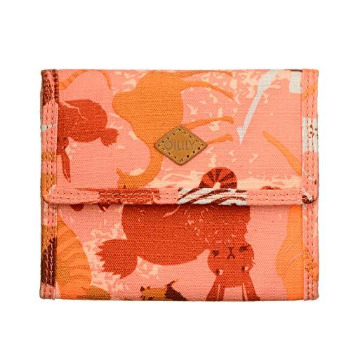 Oilily Sahara Zoo Wallet Pink Flamingo