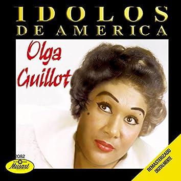 Idolos De America-Olga Guillot