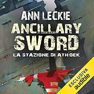 Ancillary sword - La stazione di Athoek copertina