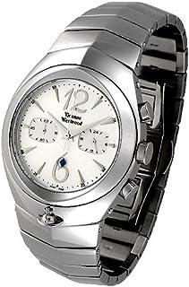 ヴィヴィアンウエストウッドマン メンズ 腕時計 アーマー クロノグラフ Mウォッチ WT ホワイト 【並行輸入品】