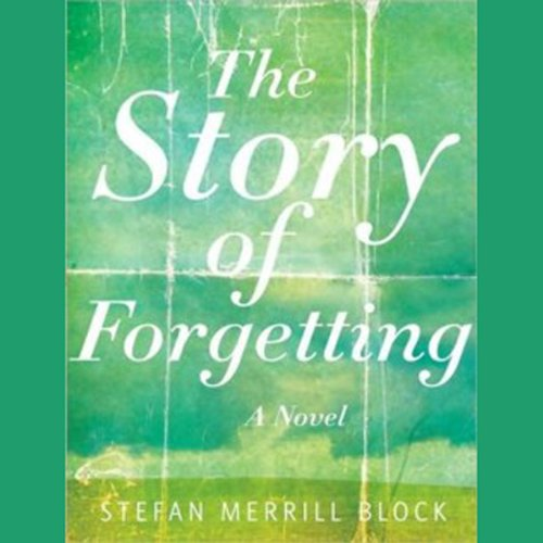 The Story of Forgetting audiobook cover art