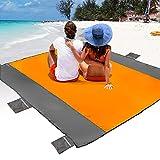 POPCHOSE Sandfree Beach Blanket,...
