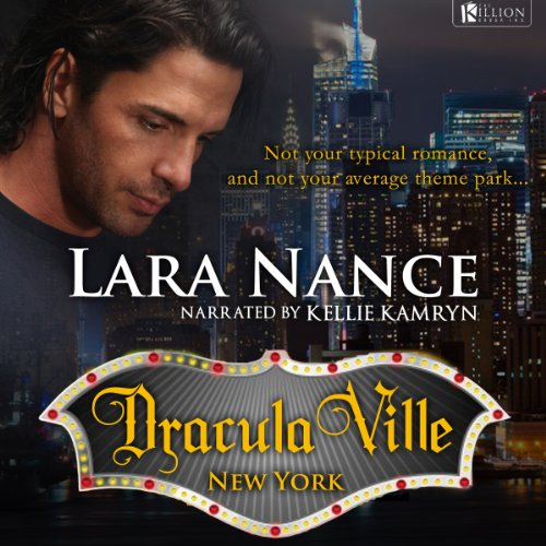 DraculaVille - New York audiobook cover art