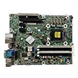 Lysee Laptop Motherboard - For HP 6300 Pro Desktop Motherboard 657239-001 656961-001 Q75 LGA 1155 100% Working