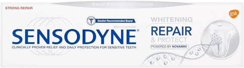 Sensodyne Sensitive Repair and Protect Toothpaste, 75 ml, Whitening