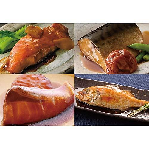 ( 産地直送 お取り寄せグルメ ) 鳥取 「山陰大松」 氷温熟成 お魚惣菜ギフトセット ( 和の心 )