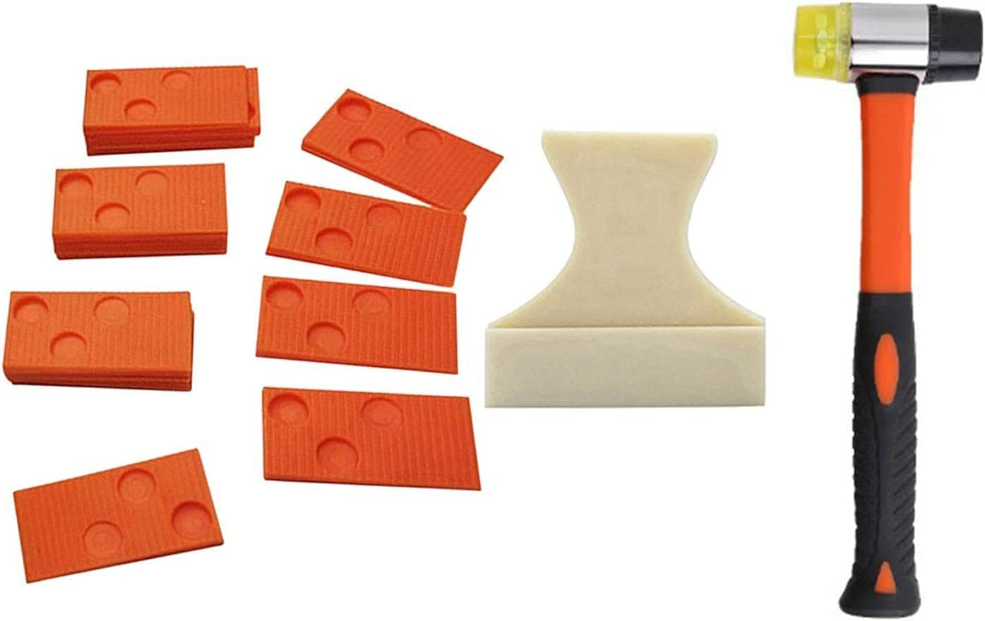 Large special price oftenrain Luxury Laminate Max 47% OFF Wood Kit,wi Flooring Installation