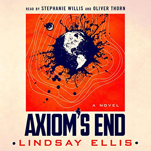 Page de couverture de Axiom's End