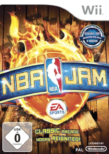 NBA Jam [Importación alemana]