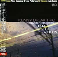 Music Still Live on the a Train by Kenny Drew (2013-10-15)
