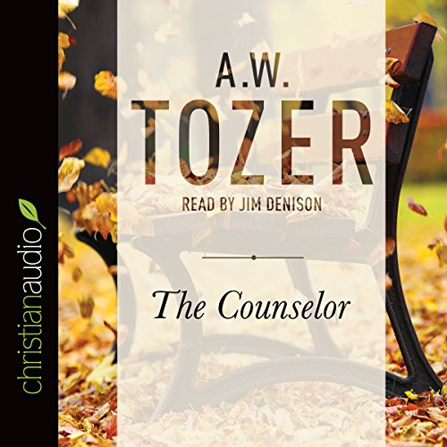 The Counselor audiobook cover art