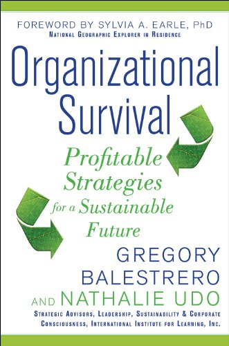 Organizational Survival: Profitable Strategies for a Sustainable Future (English Edition)