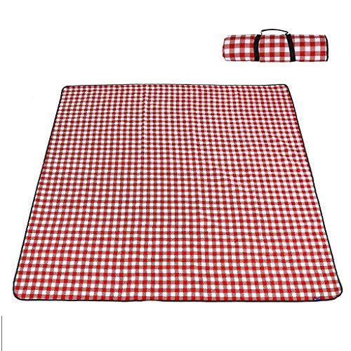 Picknickmat familie vochtige ruimtes mat grote strandmat tent mat draagbaar licht waterdicht