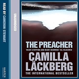 The Preacher cover art
