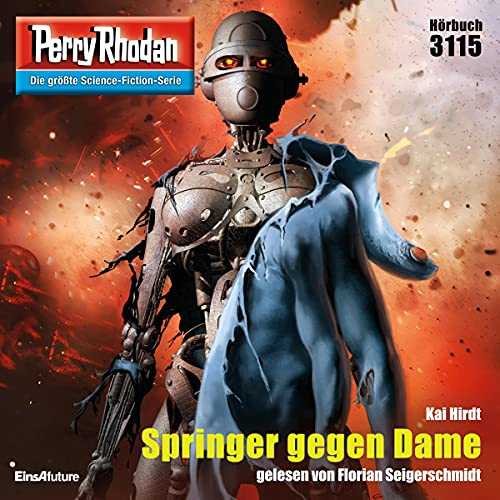 Springer gegen Dame cover art