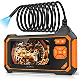 Best Inspection Cameras - Borescope Inspection Camera, LONOVE Industrial Endoscope Camera HD Review