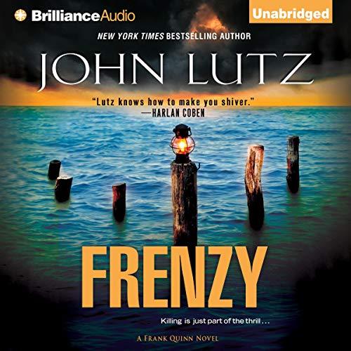 Frenzy audiobook cover art