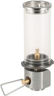 Lixada Lamp Light Butane Gas Light Lantern Outdoor Use Only for Camping Picnic Self-driving