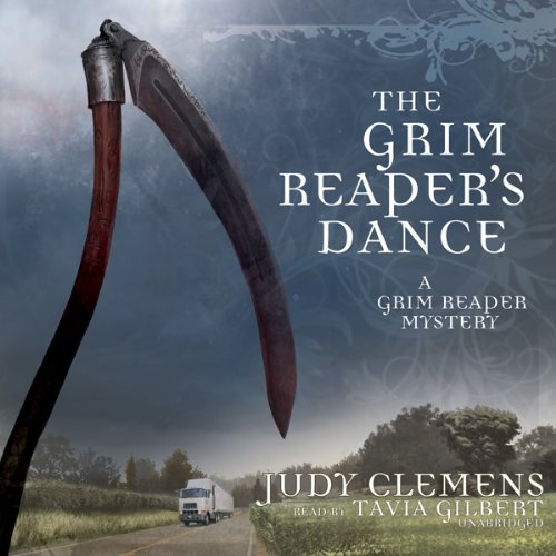 The Grim Reaper's Dance audiobook cover art