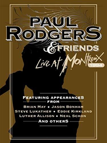 ポール・ロジャース ‐ ライブ・アット・モントルー 1994