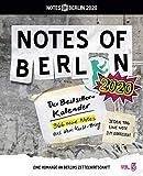Notes of Berlin 2020 - Joab Nist