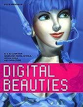 Digital Beauties: 2D & 3D Computer Generated Digital Models, Virtual Idols and Characters