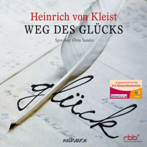 Weg des Glücks audiobook cover art