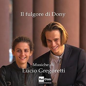 Il fulgore di Dony (Colonna sonora originale del film TV)